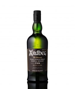 Ardbeg Ten in bottle