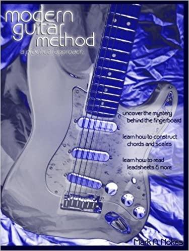Mark Nokes Modern Guitar Method Front Cover