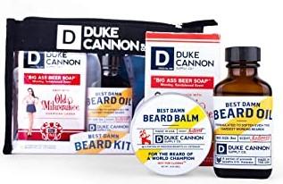 Beard Balm and Oil
